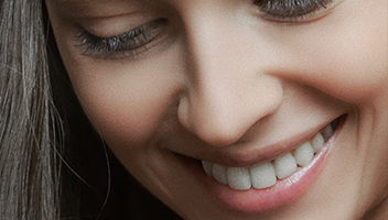 Cosmetic Dentistry - Woman Smiling
