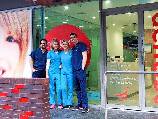 About Smiles Dental Centres - Zetland staff