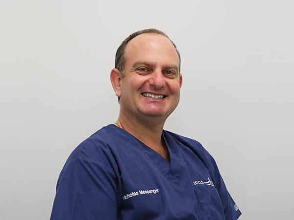 About Smiles Dental Centres - Dr Nick Messenger